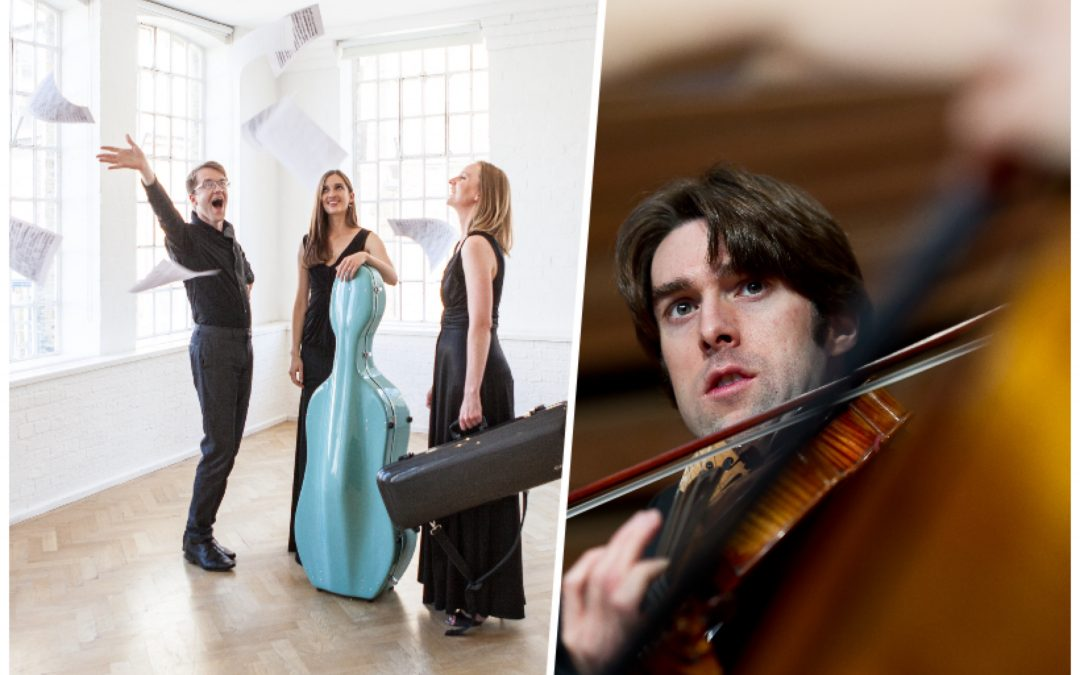 Classics by Candlelight: Rautio Piano Trio with Robin Ashwell